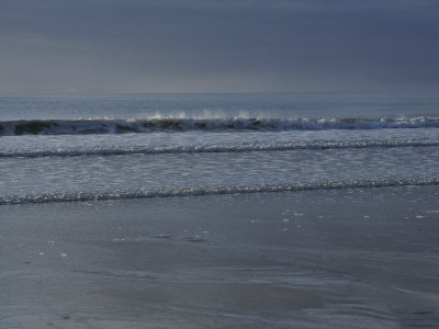 View of the Surf at Anglesea Photographic Print by Sam Abell