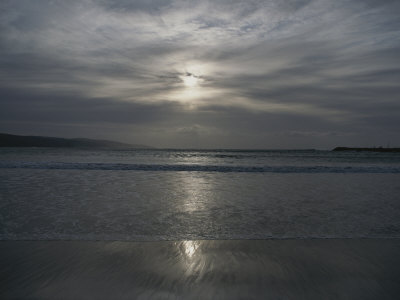 Surf and the Beach at Apollo Bay Photographic Print by Sam Abell