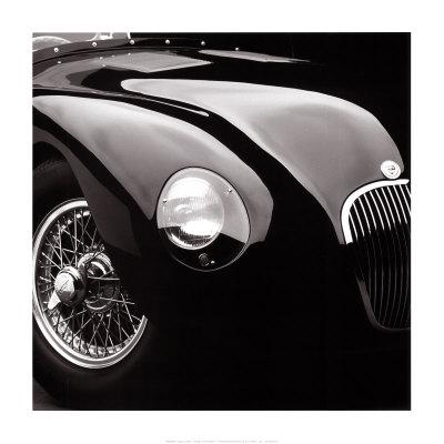 Jaguar, C-type Kunsttryk