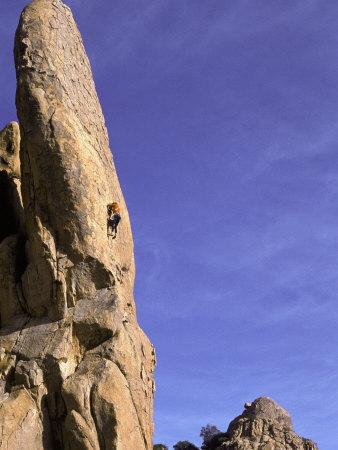 Rock Climbing Photographic Print by Mitch Diamond