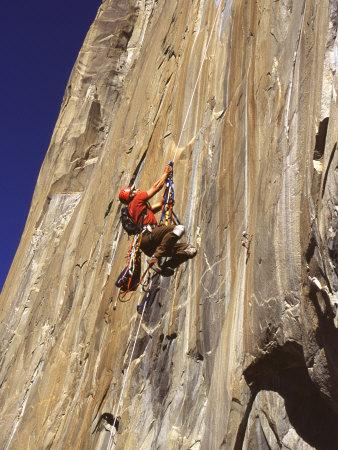 El Capitan, Yosemite National Park, California, USA Photographic Print