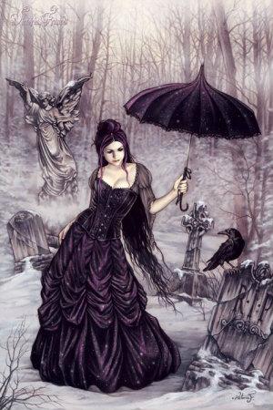 Victoria Frances  Victoria-frances-parasol-girl