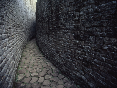The Ruins of Great Zimbabwe Photographic Print by James L. Stanfield