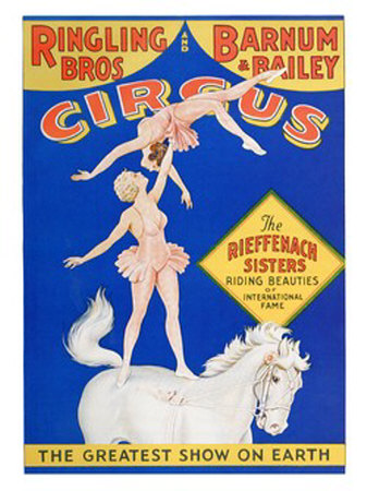 Barnum And Bailey. Barnum and Bailey Circus