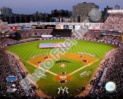 Yankee Stadium 2008 MLB All-Star Game Photo