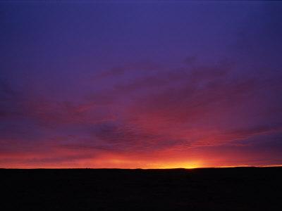 Twilight Sky, South Australia Photographic Print
