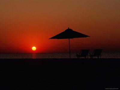 A Sunset View Photographic Print by Scott Sroka