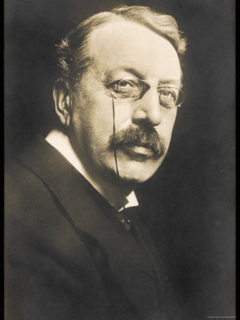 Charles Villiers Stanford British Composer Conductor and Teacher Born in Dublin Photographic Print