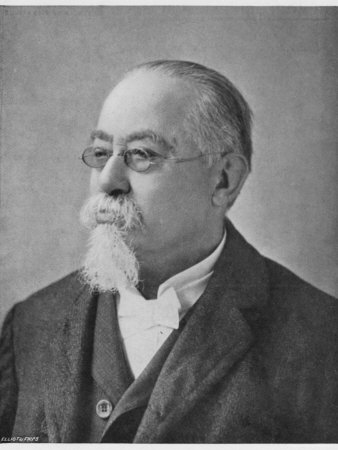 Cesare Lombroso Italian Physician and Criminologist Photographic Print