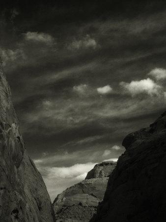 Chimney Rock Canyon, Capitol Reef National Park, UT Photographic Print by David Wasserman