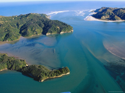 Whanganui Inlet, South Island, New Zealand Photographic Print by Bruce Clarke