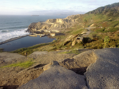 Point Lobos, Sutro Banks Photographic Print by David Wasserman