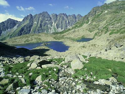 High Tatra Mountains National Park, Slovakia Photographic Print by Richard Packwood