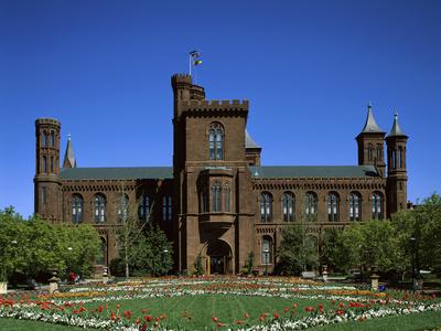 Smithsonian Institution Building Washington, D.C. USA Photographic Print