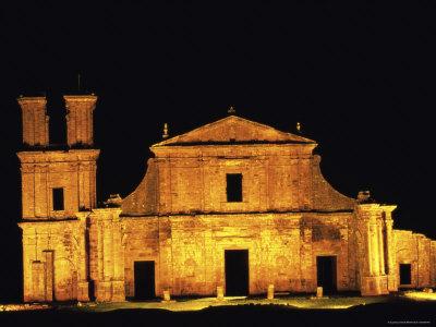 Mission Sao Miguel, Rio Grande Do Sul, Brazil Photographic Print