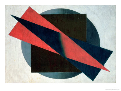 Suprematism, 1932 Giclee Print