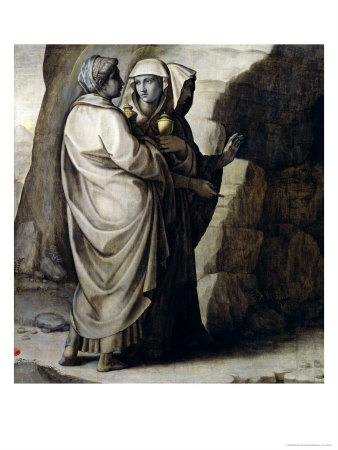 The Holy Women at the Tomb Giclee Print by Ridolfo Ghirlandaio