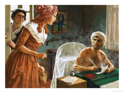 Revolutionary Revenge Giclee Print by Ken Petts
