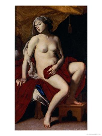 Cleopatra, c.1640 Giclee Print by Massimo Stanzione