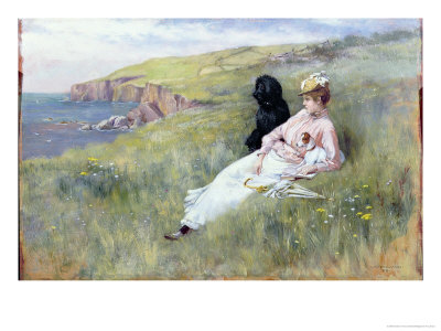 Sea Dreams, 1888 Giclee Print by Charles Trevor Garland