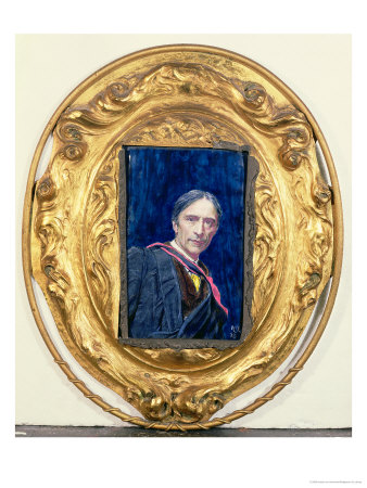 Self Portrait of the Artist, 1878 reproduction procédé giclée