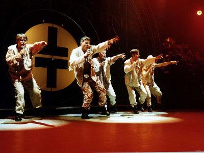 Take That Concert Bournemouth Fotografie-Druck
