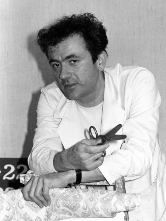 Hugh Cornwell, Leader of the Rock Group the Stranglers, January 1982 Fotografie-Druck