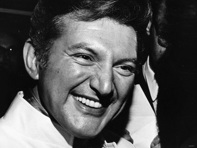 Liberace Pianist Celebrity Photographic Print