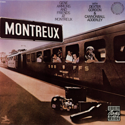Gene Ammons and Friends in Montreux Posters