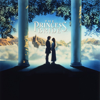 The Princess Bride movie poster cover art