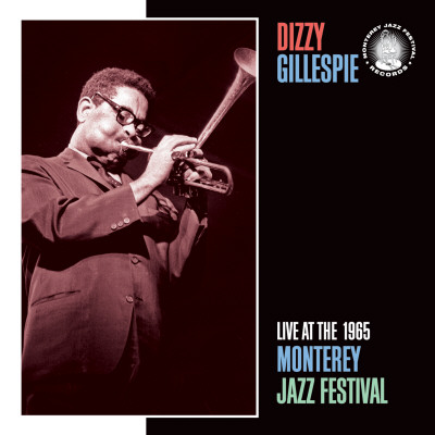 Dizzy Gillespie, Live at the 1965 Monterey Jazz Fest Posters