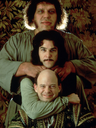Vizzini, Inigo Montoya, and Fezzik Photo