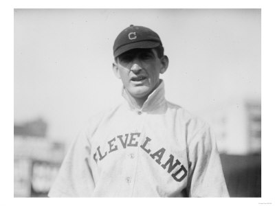 Shoeless Joe Jackson, Cleveland Naps, Baseball Photo – Cleveland, OH Print by  Lantern Press