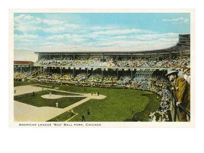 Sox Ball Park, Chicago, Illinois Art