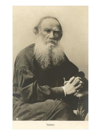 Leon Tolstoy Print