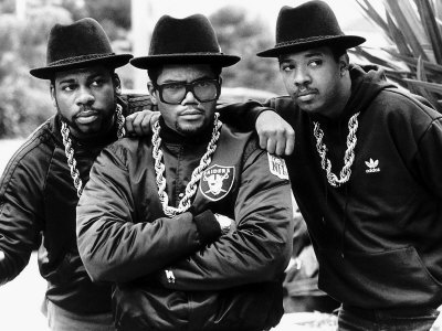 Run DMC, 1988 Photographic Print