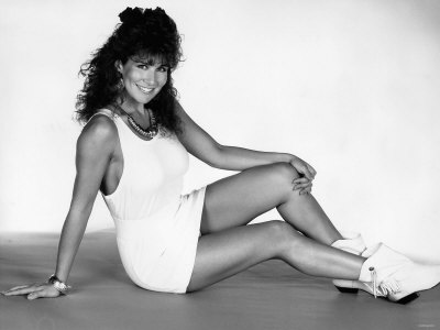Linda Lusardi Model Ex Page 3 Girl Photographic Print