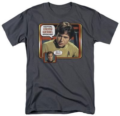 Star Trek - Enemy Vessel T-shirts