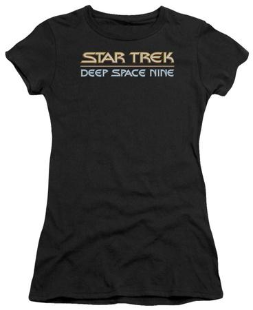 Juniors: Star Trek - Deep Space Nine Logo Shirts