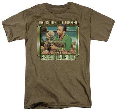 Star Trek - Crazy Delicious T-shirts