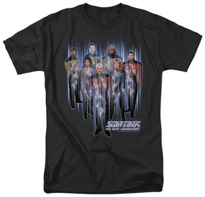 Star Trek - Next Generation - Beam Us Up T-shirts