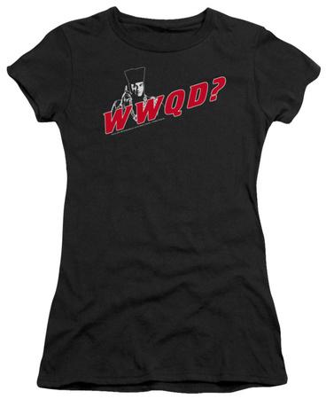 Juniors: Star Trek - Next Generation - WWQD Shirts