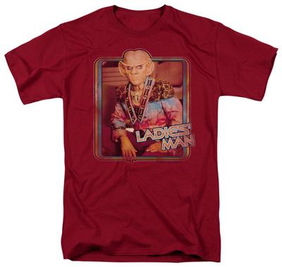 Star Trek - DS9 - Ladies' Man T-Shirt