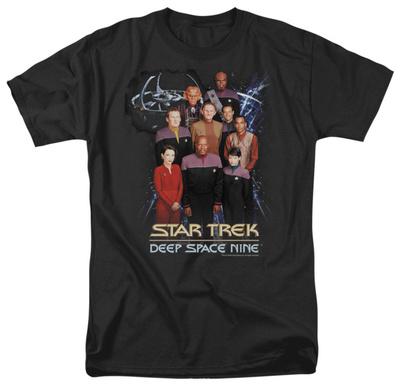 Star Trek - Deep Space Nine Crew T-shirts