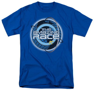 The Amazing Race - Around the Globe T-shirts