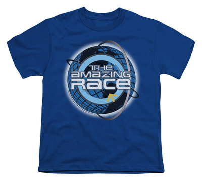 Youth: The Amazing Race - Around the Globe T-shirts