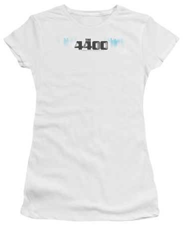 Juniors: The 4400 - Logo T-Shirt