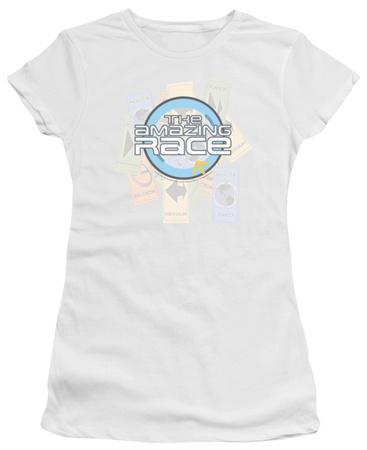 Juniors: The Amazing Race - The Race Shirts