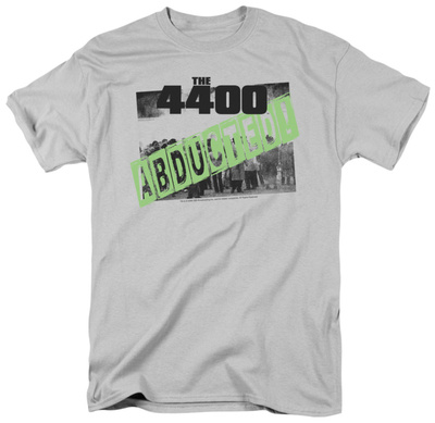 The 4400 - Abducted Shirts