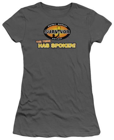 Juniors: Survivor - The Tribe Has Spoken T-Shirt